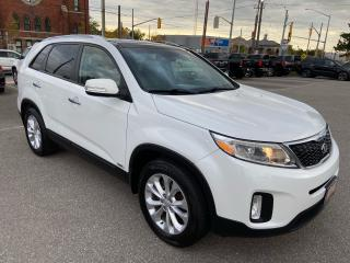 Used 2015 Kia Sorento ** AWD, V6, HTD LEATH, BACK CAM ** for sale in St Catharines, ON