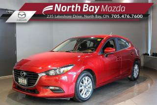 Used 2018 Mazda MAZDA3 GS Heated Seats - Heated Steering Wheel - Cruise for sale in North Bay, ON