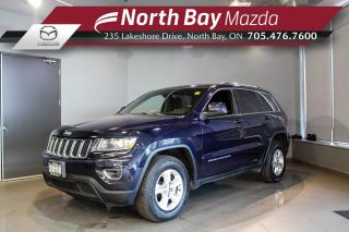 Used 2014 Jeep Grand Cherokee Laredo CERTIFIED! - Heated Seats - Bluetooth for sale in North Bay, ON