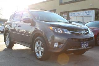 Used 2013 Toyota RAV4 XLE for sale in Brampton, ON
