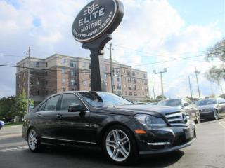 Used 2012 Mercedes-Benz C-Class 4dr Sdn C 300 4MATIC for sale in Burlington, ON