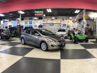 Used 2013 Hyundai Elantra GL AUT0MATIC A/C H/SEATS CRUISE CONTROL 109K for sale in North York, ON