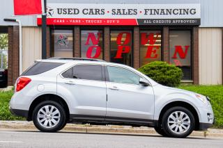 Used 2011 Chevrolet Equinox 2LT | Sunroof | Camera | Bluetooth | Alloys for sale in Oshawa, ON