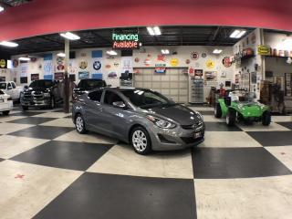 Used 2014 Hyundai Elantra GL AUT0MATIC A/C H/SEATS CRUSIE CONTROL for sale in North York, ON