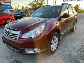 Used 2011 Subaru Outback 2.5i Limited Pwr Moon/Nav for sale in Gloucester, ON