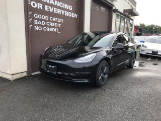 Used 2019 Tesla Model 3 STANDARD RANGE PLUS for sale in Abbotsford, BC