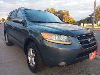 Used 2009 Hyundai Santa Fe GL-EXTRA CLEAN-BLUETOOTH-AUX-USB-ALLOYS-MUST SEE!! for sale in Scarborough, ON