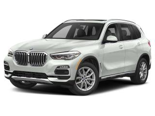 New 2022 BMW X5 xDrive40i for sale in Winnipeg, MB