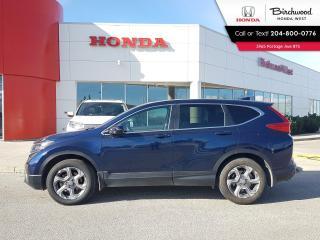 Used 2018 Honda CR-V EX-L Leather - Apple CarPlay - Android Auto - Heated Seats for sale in Winnipeg, MB