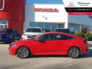Used 2019 Honda Civic EX Apple CarPlay - Android Auto - Heated Seats - Bluetooth for sale in Winnipeg, MB