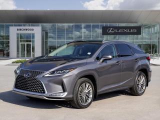 New 2022 Lexus RX 350 EXECUTIVE for sale in Winnipeg, MB