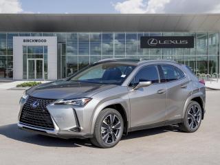 New 2022 Lexus UX 250h Luxury for sale in Winnipeg, MB
