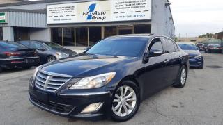 Used 2013 Hyundai Genesis V6 3.8 for sale in Etobicoke, ON