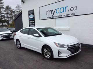 Used 2020 Hyundai Elantra Preferred ALLOYS. HEATED SEATS. BACKUP CAM. A/C. POWER GROUP for sale in Richmond, ON