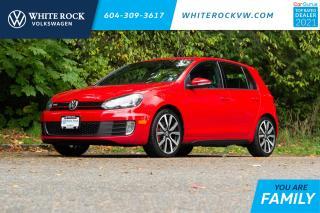 Used 2013 Volkswagen Golf GTI 5-Door * LEATHER INTERIOR ** SUNROOF * for sale in Surrey, BC