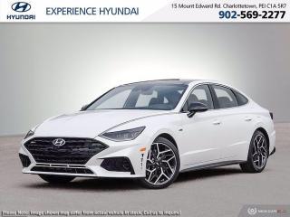 New 2022 Hyundai Sonata N Line for sale in Charlottetown, PE