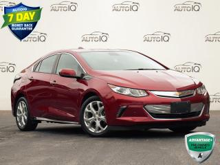 Used 2018 Chevrolet Volt Premier PREMIER | 1.5L | FWD | COMFORT PACKAGE | CRUISE CONTROL | A/C | HEATED SEATS | REMOTE KEYLESS for sale in Waterloo, ON