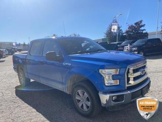 Used 2015 Ford F-150 XLT | POWER WINDOWS AND LOCKS | KEYLESS ENTRY | ALLOYS | for sale in Barrie, ON