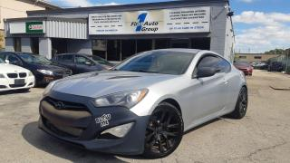 Used 2013 Hyundai Genesis Coupe 2.0T for sale in Etobicoke, ON