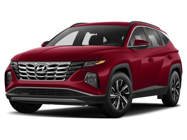 2022 Hyundai Tucson Hybrid Luxury