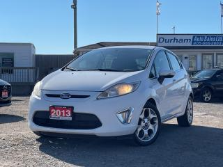 Used 2013 Ford Fiesta Titanium for sale in Whitby, ON