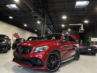 Used 2018 Mercedes-Benz GLE-Class 63 S AMG COUPE ! DISTRONIC + !!! SPORT EXHAUST !!! for sale in North York, ON