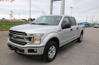 Used 2018 Ford F-150 5.0L XLT for sale in Whitby, ON