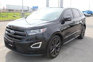 Used 2018 Ford Edge 2.7L Sport for sale in Whitby, ON