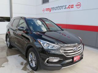 Used 2017 Hyundai Santa Fe Sport Premium - Heated seats - Heated steering wheel for sale in Tillsonburg, ON
