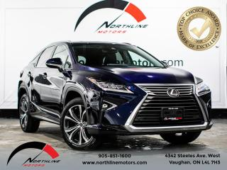 Used 2018 Lexus RX RX 350 Auto/BACKUP CAM/NAV/BLIND SPOT/SUNROOF for sale in Vaughan, ON
