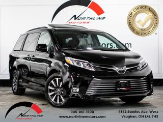 Used 2018 Toyota Sienna XLE 7-Passenger/BACKUP CAM/BLIND SPOT/SUNROOF/NAVI for sale in Vaughan, ON