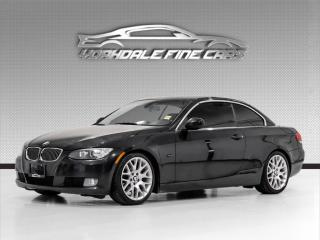 Used 2010 BMW 3 Series 328i CABRIOLET Hardtop Convertible, Navigation for sale in Concord, ON