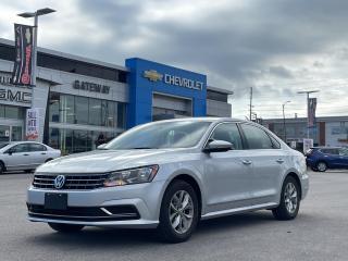 Used 2017 Volkswagen Passat Trendline+/Backup Camera Bluetooth/Heated Seats/ for sale in Brampton, ON