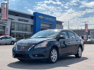 Used 2013 Nissan Sentra S / | SUNROOF / HEATED SEATS / REAR CAMERA / for sale in Brampton, ON