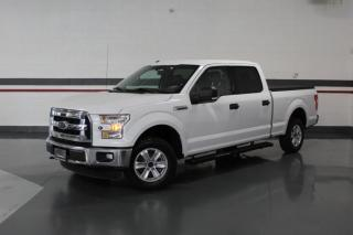 Used 2016 Ford F-150 XLT SUPERCREW 4X4 I NO ACCIDENTS I 5.0L I BIG SCREEN I CAM for sale in Mississauga, ON