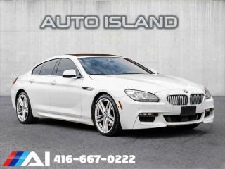 Used 2013 BMW 6 Series 4DR SDN 650I XDRIVE AWD GRAN COUPE for sale in North York, ON