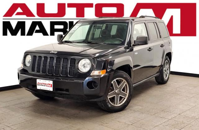 2009 Jeep Patriot Sport 2WD Certified!Alloys!WeApproveAllCredit!