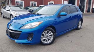 Used 2013 Mazda MAZDA3 i Touring MT 5-Door for sale in Dunnville, ON