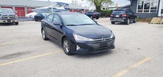 Used 2019 Hyundai Elantra Limited for sale in Burlington, ON