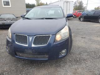 Used 2009 Pontiac Vibe 2.4L for sale in Stittsville, ON