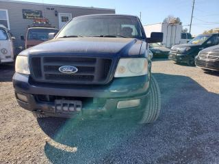 Used 2004 Ford F-150 FX4 Supercrew 4WD for sale in Stittsville, ON