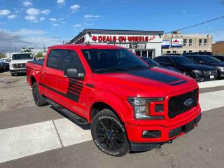 Used 2019 Ford F-150 Lariat SuperCrew 5.5-ft. Bed 4WD for sale in Oakville, ON