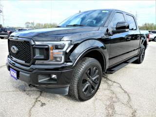 Used 2020 Ford F-150 LARIAT 2.7L | Navigation | Blind Spot | Heated Seats for sale in Essex, ON