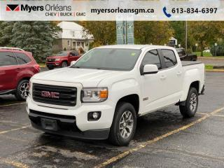 Used 2018 GMC Canyon 4WD All Terrain for sale in Orleans, ON