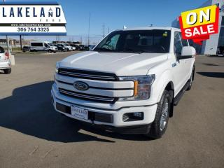Used 2018 Ford F-150 LARIAT  - $357 B/W for sale in Prince Albert, SK