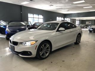 Used 2016 BMW 4 Series 428I XDRIVE*LOW KM*NAVIGATION*BACK-UP CAMERA*CERTI for sale in North York, ON