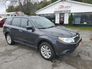 Used 2011 Subaru Forester 2.5X TOURING PACKAGE for sale in Barrie, ON