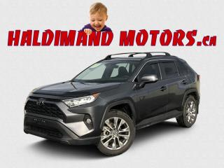 Used 2020 Toyota RAV4 XLE AWD for sale in Cayuga, ON