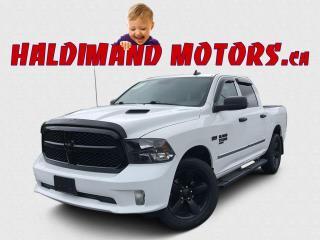 Used 2019 RAM 1500 Classic TRADESMAN CREW 4WD for sale in Cayuga, ON