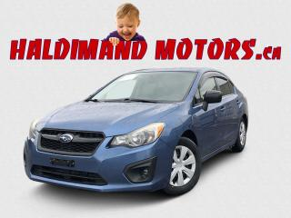 Used 2014 Subaru Impreza AWD for sale in Cayuga, ON
